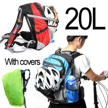HOT 20L Waterproof Bicycle Backpack Ultralight Outdoor Cycling Bike Rucksacks Packsack Riding running Sport Backpack Ride pack