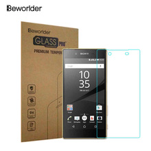 For Sony Xperia Z1 L39h Phone Screen Premium Tempered Glass Anti Shatter Toughened Protector Film With Retail Box For Sony Z1