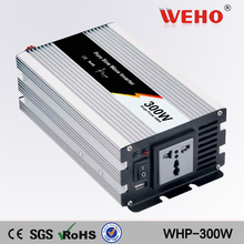 power inverter 300W DC 24v to AC 220v power inverter pure sine wave car inverter 47~63hz