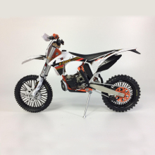 1: 12 KTM EXC-350 Mountain Off-road Motorcycle Model 6 Days Fleet Alloy Frame Best Gift For Children Toy Original Packaging(China)