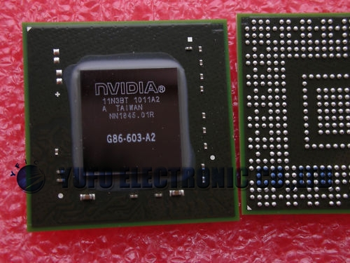 Free Shipping One Lot 1pcs Nvidia Graphics GF 8400M GT G86-603-A2 Chipset (&amp;8)<br>