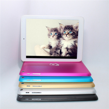8 inch ATM7029 16G ROM 2GB RAM Aluminiu shell Tablet PC Quad Core Android 4.2 1024x768 IPS HD Screen WiFi