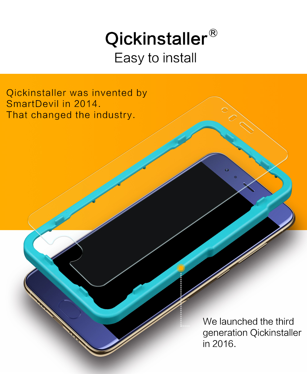 Handys & Telekommunikation Smartdevil Screen Protector Für Iphone X Handy Anti-blau Licht Ausgeglichenes Glas Vordere Schutz 2.5d Gehärtetem Film Hd