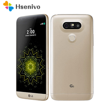 "Buy Original Unlocked LG G5 SE Snapdragon 652 Quad-core 3GB RAM 32GB ROM 5.3"" 16MP Fingerprint FDD LTE Smart phone free gift for $171.84 in AliExpress store"