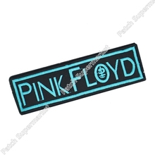 "5"" Pink Floyd Band Logo Psychedelic Merchandise Music Band Heavy Metal Iron On MOTIF APPLIQUE Rock Punk patches for clothing"