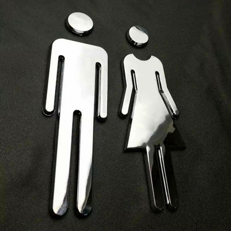 HTB1jFhEmfBNTKJjy0Fdq6APpVXaK Adhesive MEN WOMEN  For The Toilet Door