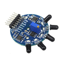 5 Way Flame Sensor Module Digital Analog Output arduino Raspberry Pi - 3D printer series& For Arduino store