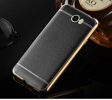 Luxury TPU Leather case For Huawei Honor 5A LYO-L21 protective cover For Huawei Honor 5A 5.0 inch flip phone case