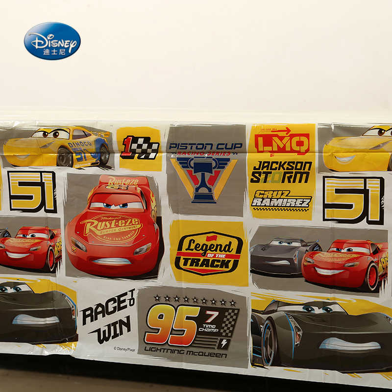 Detail Feedback Questions About Disney Cars Map 1pcs Lot Tablecloth