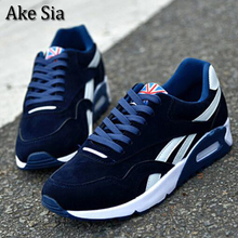 Ake Sia Trending TOP SALE Leisure Men's Students Fashion Casual Comfortable Jogging Male Hombre Flat Sapatos Zapatos Shoes F109