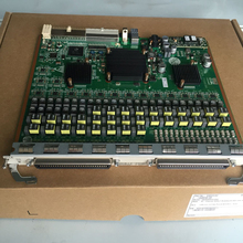 Original Hua wei VCLE 32 ports VDSL2 service board built-in splitter for MA5616 MA5818 OLT ASRB ASPB ADLE VCLE ADPE EIUA By DHL(China)