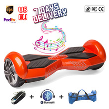 With Bag Waterproof Electric Scooter Hoverboard Off Road 6.5 Air Hoover Board Bluetooth Walk Car Monowheel Trotinette Electrique
