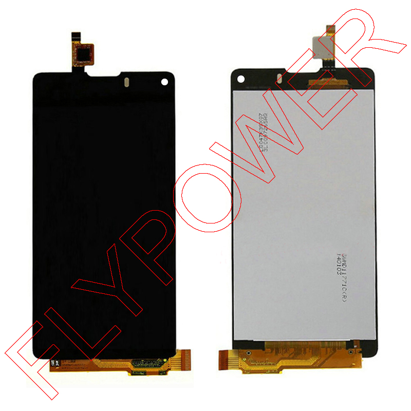for ZTE Nubia Z5S mini NX403 NX403A NX404H lcd display+touch screen digitizer assembly black  by Free Shipping; 100% warranty<br><br>Aliexpress