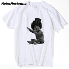 2017 The Notorious B.I.G t shirt Men America hip hop rock Star Rapper Biggie Smalls character summer Biggie Baby t shirt tops