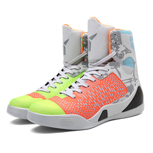 2017 new men basketball shoes Non slip Basket boots high ankle men's air cushion authentic retro curry  plus size 9 10 11