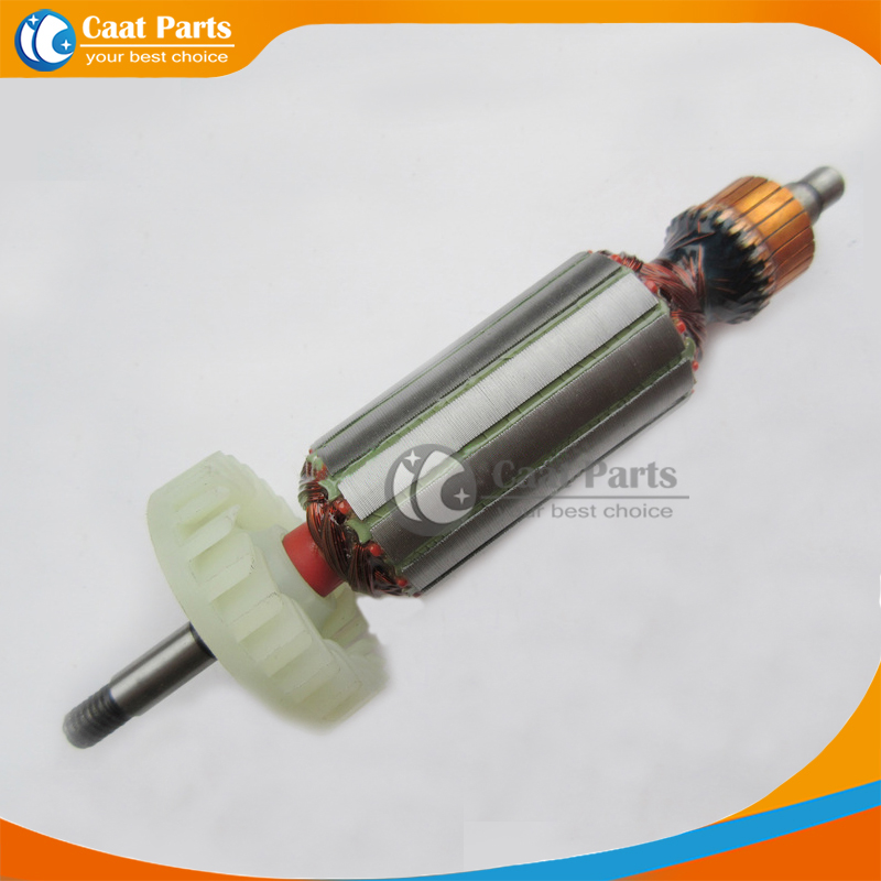 Free shipping!  AC 220V  Drive Shaft Electric Angle grinder rotor for Hitachi G13SB, High quality !<br>