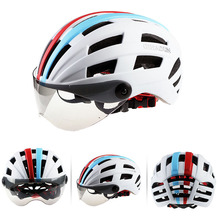 GIEADUN bicycle helmet Motorcycle Helmet cycling helmet cycling in full - moldado capacete from bicicleta from estrada to montan(China)