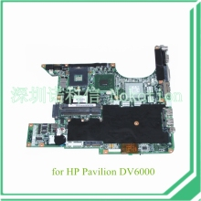 NOKOTION 434723-001 434725-001 for HP Pavilion DV6000 15.4'' laptop motherboard 945GM DDR2 Without overheat problem(China)