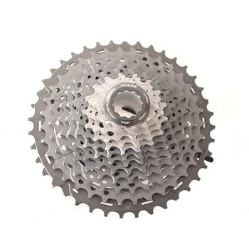 Shimano xtr cs m9000 11-40 t rueda libre cassette de mtb de carbono + material de acero
