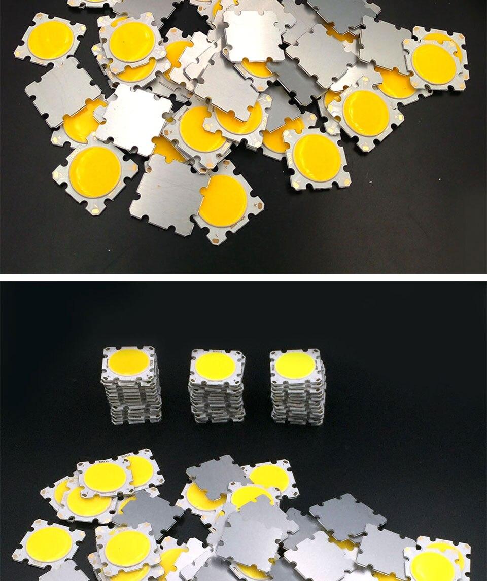 cob led 28mm square cob chip light bulb lamp 15W (7)