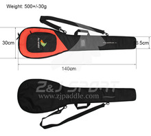 ZJ SPORT High Quality Waterproof Outrigger Canoe Paddle Bag With Adjustable Strap(China)