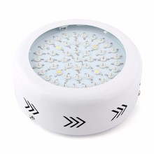 150W LED Grow Light UFO LED Plant Growing Lamp Full Spectrum for Indoor Flower Vegetables Plants With 50X3W Led Chip