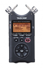 Tascam dr-40 handheld digital voice recorder professional recording pen original brand FREE SHIPPING
