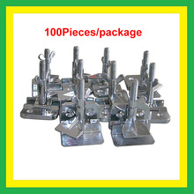 TJ 100 pieces Cheap screen printing hinge clamps wholesales(China)