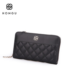 HONGU Luxury Handbags Women Messenger Designer Brand Chain Leather Evening Shopping Crossbody Shoulder Bags Purse Holder wallets(China)