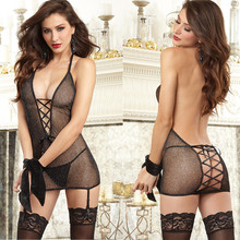 V-neck Teddies  backless 2017 New Sex Products New Model For Women's Adult Clothing Adult Game Sleepwear  Women's Lingerie