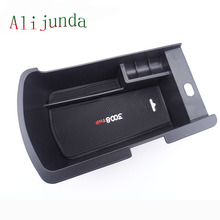 New Products! Auto Glove Box Armrest Storage Box For peugeot 3008 Car -Styling