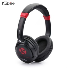 Buy Kubite Bluetooth Headphones Stereo Wireless Headsets TF Card FM Radio Voice Prompts New Headphone Bluetooth Noise Cancelling for $37.80 in AliExpress store