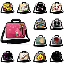 Women's 17 inch Briefcase Laptop Shoulder Messenger Bags Suitable For 16.8 17.3 17.4 inch Toshiba Macbook Pro Dell Asus Notebook