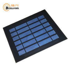 Boguang 200*200mm 3V 650mA mini PET laminated solar panel solar modules light led outdoor toys cell system kit science(China)