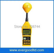 TM-196 Frequency 10MHz~8GHz 3 Axis Electrosmog RF Field Microwave Wholesale&retail TM196 EMF Meter free shipping