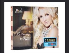 Free Shipping: Britney Spears Music CDs European and American Pop Dance Songs Car 3cd Seal