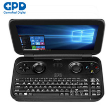 GPD Win Aluminum Shell Version 5.5 inch Gamepad Tablet PC Intel Atom X7 Z8750 Windows 10 4GB/64GB Game Console 2.56GHz 1280*720