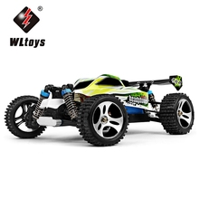WLtoys A959 - B 540 Brushed Motor RC Cars 1:18 Scale 4 Channels 2.4G 4WD 70 km/h RC Off-road Electric Car RTRRTR