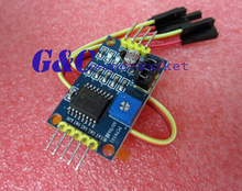 1PCS PCF8591 AD/DA Converter Module Analog To Digital Convers+Cable
