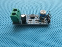 5PCS LM386 20 Multiplier Gain Audio Power Amplifier Module Adjustable Resistance