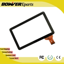 "A+ 10.1"" inch Replacement Touch screen Allwinner A31S,A23,A33,A20,A83T Tablet YTG-P10025-F1 Touch panel Digitizer Glass(China)"