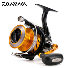 100% Original Daiwa Brand REVROS A series Spinning Fishing Reel Saltwater Freshwater Carp Feeder Fishing Wheel with Air Rotor