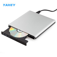 [Ship from US] External Optical Drive USB 3.0 DVD ROM Player CD/DVD RW Burner Writer for Apple iMacbook Pro Air Laptop Computer