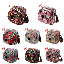 New Fashion Women Messenger Oxford Printing Crossbody Shoulder Bags Ladies Handbags BS88