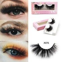 2e1a5cd4e4 A076 3D Mink eyelashes Super dramatic eyelashes Very long lashes Winged  makeup flutter lashes curly and full lashes Doriskiki