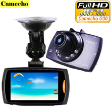 "Brand New 2.7"" Car Dvr G30 Full HD 1080P Car Camera Recorder With Loop Recording Motion Detection Night Vision G-Sensor Car DVRs"