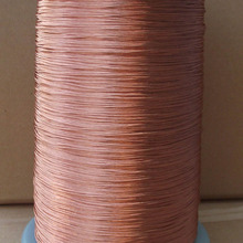 0.2X5 shares beam light strands twisted copper Litz wire Stranded round copper wire sold by the meter
