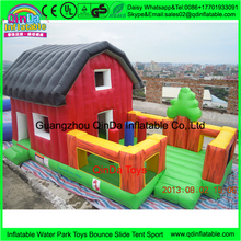 Castle bed kids bounce house,jumping castle used party jumpers for sale,Inflatable fun city maze game