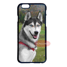 Huskie Husky Case Cover for LG G2 G3 G4 iPhone 4S 5S 5C 6 6S 7 Plus iPod 5 6 Samsung Note 2 3 4 5 S3 S4 S5 Mini S6 S7 Edge Plus