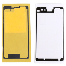 For Sony Xperia Z1 Mini Compact Z1C M51W D5503 Screen Adhesive +Back Cover Adhesive Glue Sticker Replacements Part